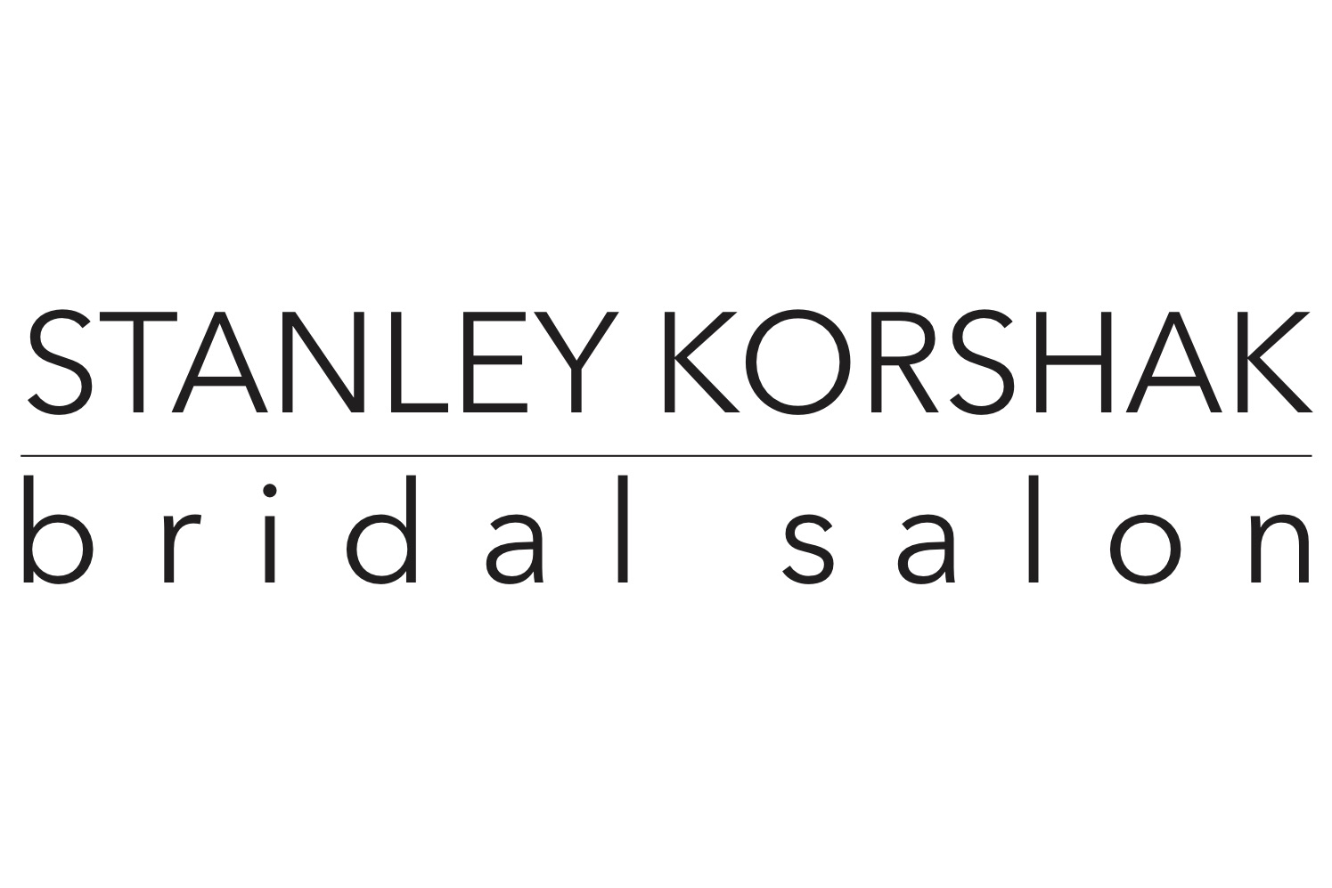 Stanley Korshak Bridal Salon Attire