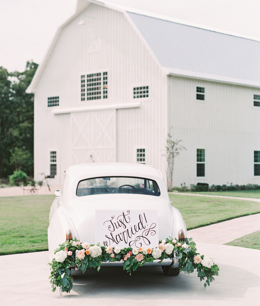 The Hottest Wedding Transportation Services in DFW