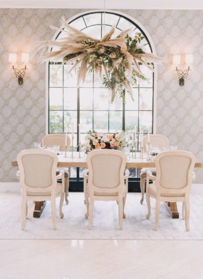 Eclectic Fine Art Fête Wedding Design North Texas Wedding Photographer Megan Kay Photography North Texas Wedding Planner Maxwell + Gray