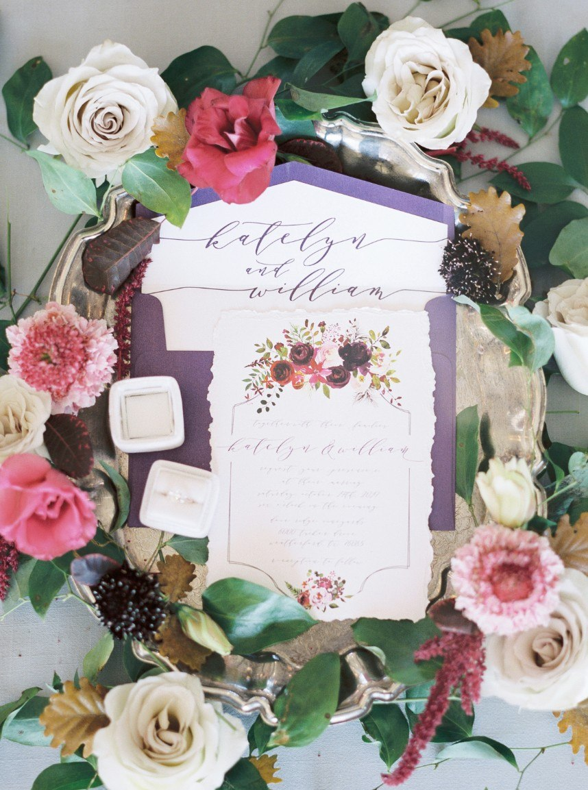 These 10 Wedding Invitation Trends Have Us in Awe | Countdown to the Cover