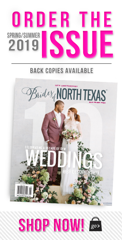 Brides of North Texas Order New Issue