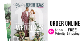 Order the New Spring Summer 2019 Issue of Brides of North Texas