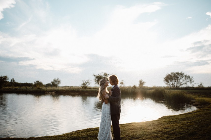 Chapel Creek Ranch - North Texas Wedding Venues