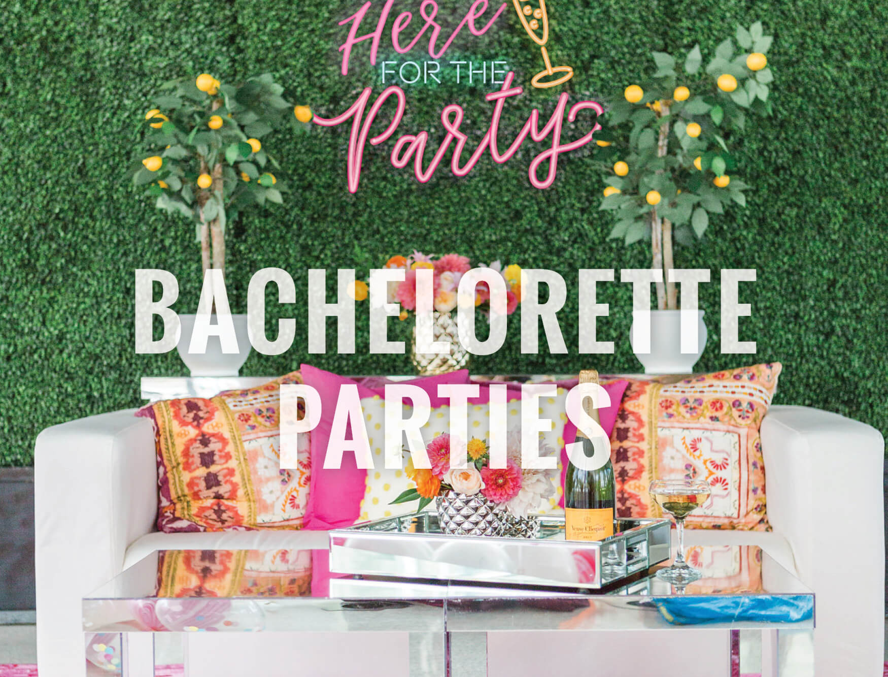 Bachelorette Parties Vendors in Oklahoma