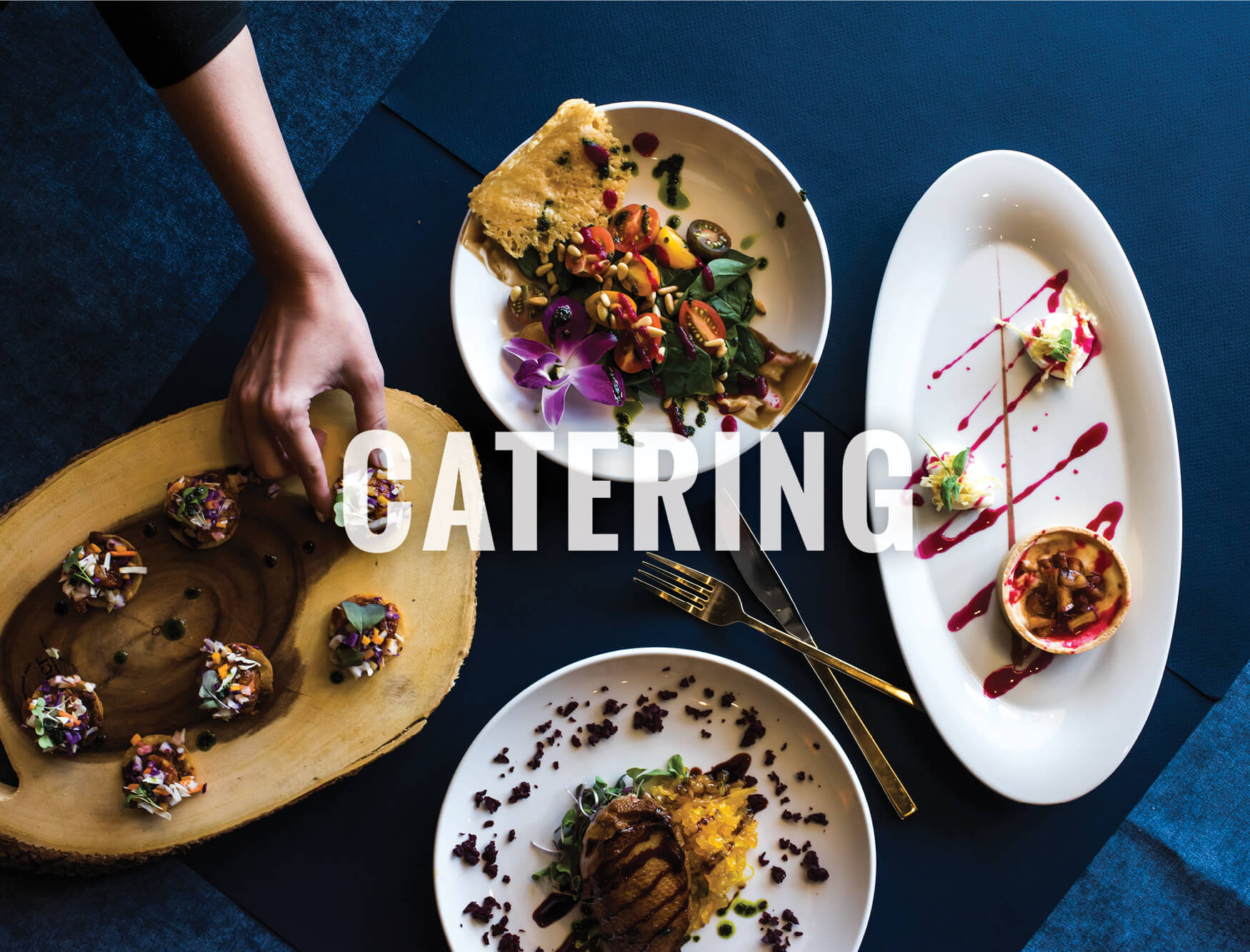 North Texas Caterers