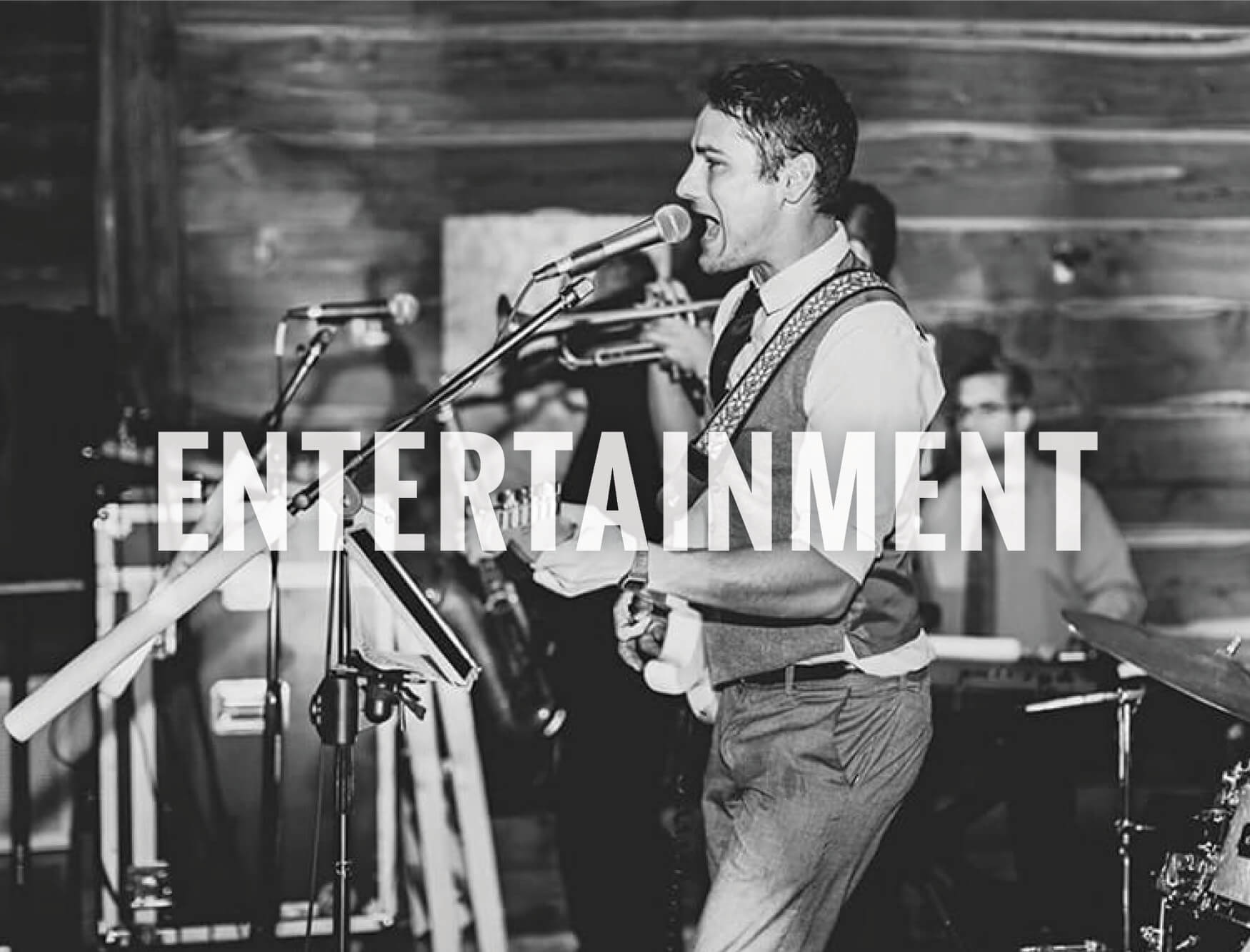North Texas Wedding Entertainment