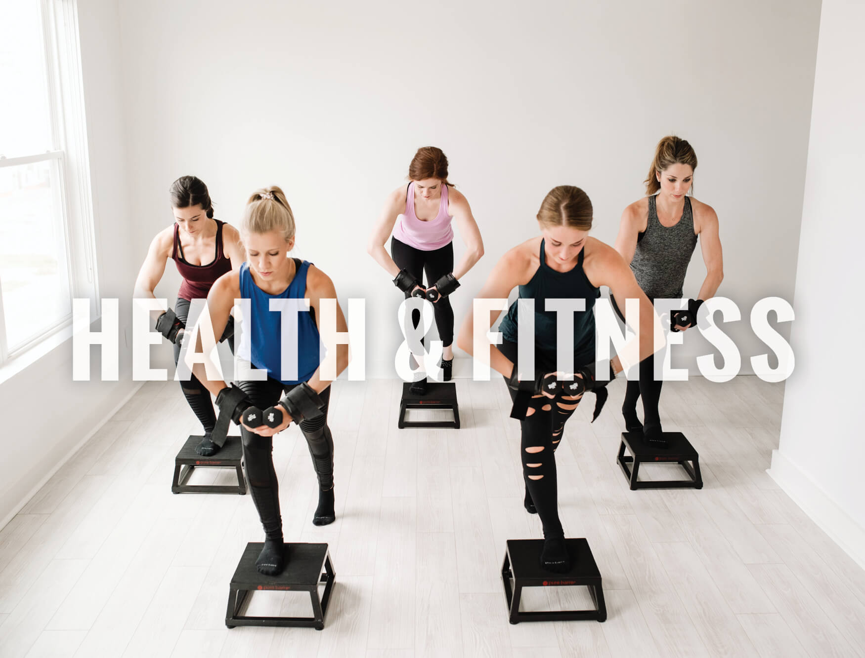 North Texas health and fitness