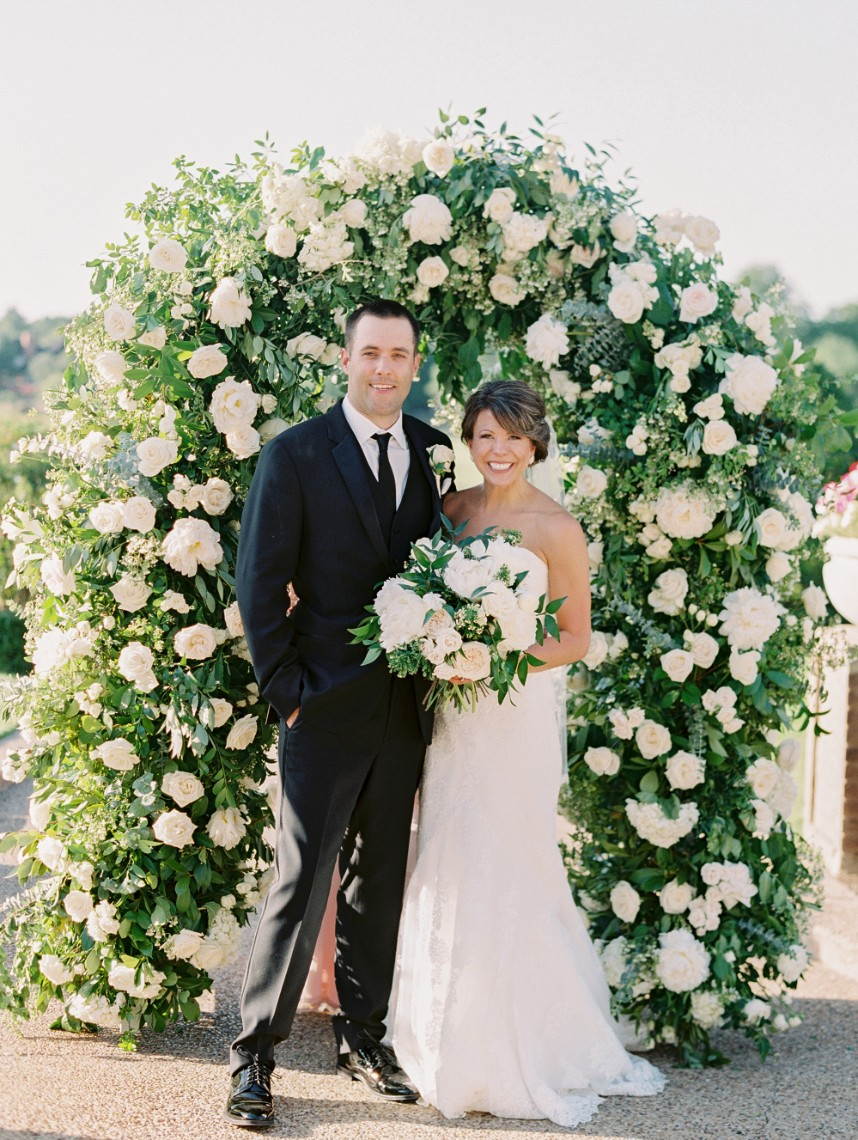 Stephanie Lickstein Weds Ben Wolfington Classic DFW Wedding at Stonebriar Country Club Captured by Stephanie Brazzle Photography