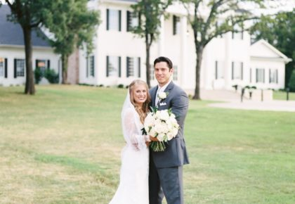 Melissa Hailey Weds Michael Schilleci Pastel Southern Wedding from Embrace the Day Events