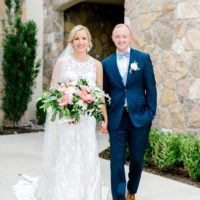 Alexandria Mulliken Weds Tyler Eric Brownlee Pretty Pink Wedding at Verona Villa from Engaged Events