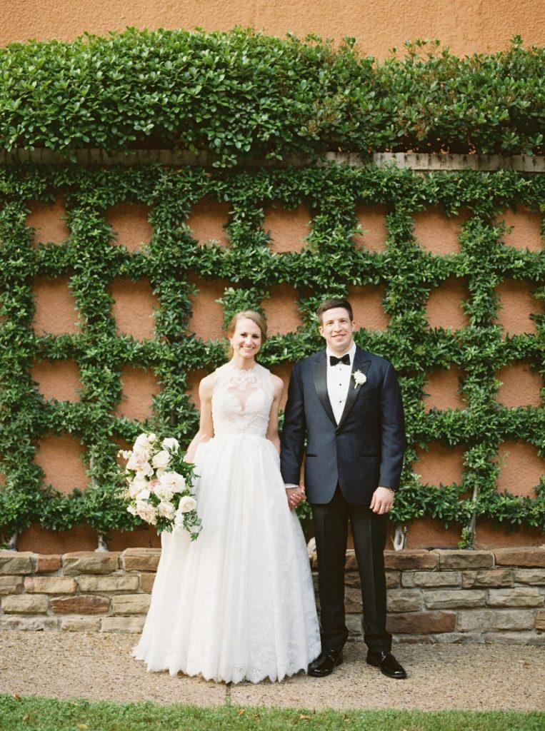 5e962b26a3b38 Jennifer Moderow Weds Phillip Brito | Timeless White Wedding at Rosewood  Mansion on Turtle Creek