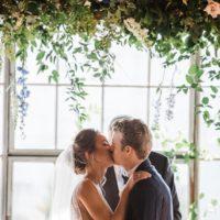 sweet altar kiss