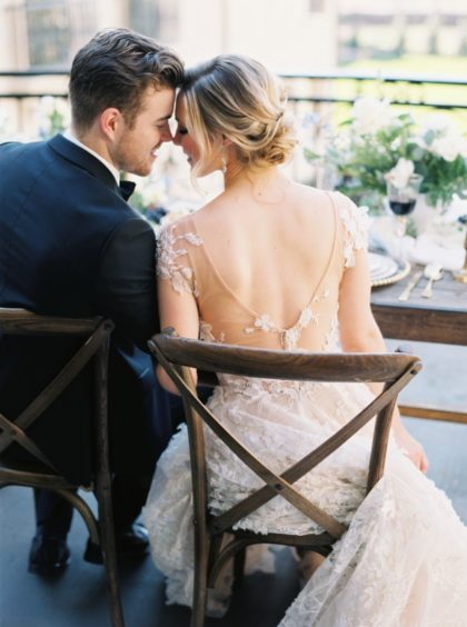 organic meets elegant styled shoot from maxwell + gray