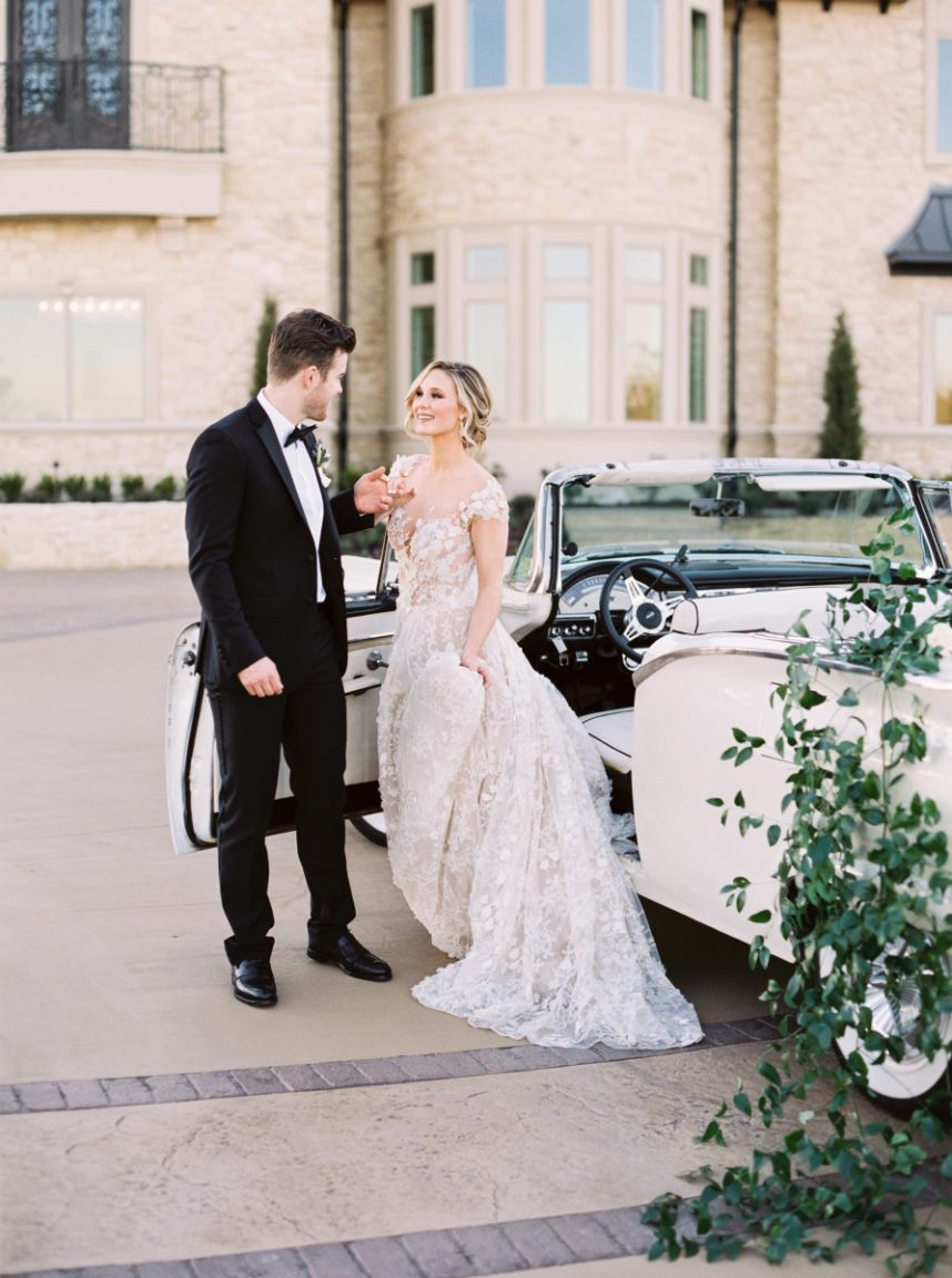 maxwell + gray north texas wedding planner