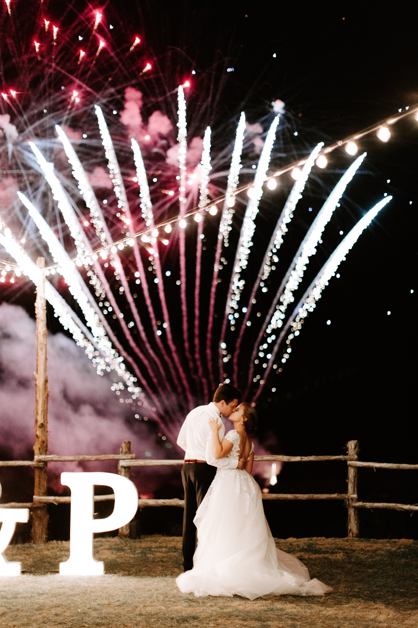 All You Need to Know about Wedding Fireworks from PrestoTechnics