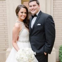 Anjelica Rodriguez Weds Clark Quisenberry Luxe Modern Wedding from Weddings by Stardust