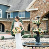 peachy summer affair at stonebridge ranch country club