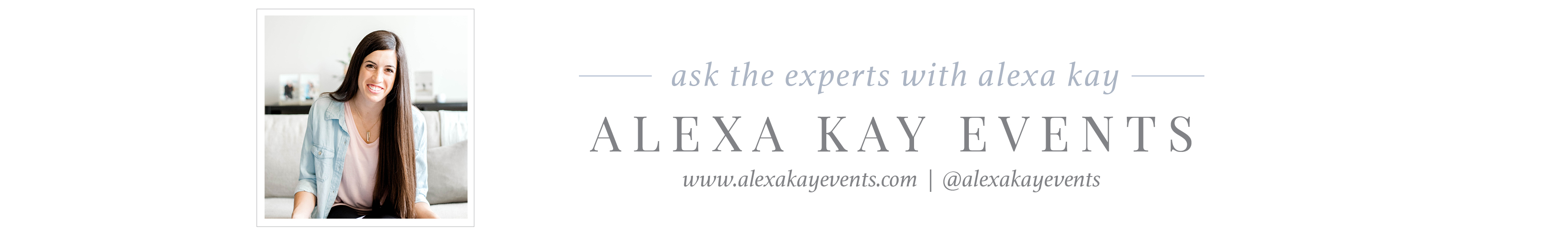 alexa kay events wedding planner