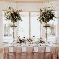 Modern Whimsy Wedding Inspiration by MK Event Boutique