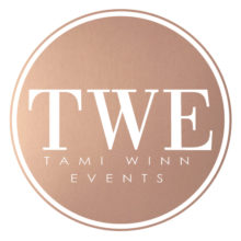 Tami Winn Events Floral, Wedding Planner