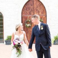 Adalee Lamberth Weds Nate Hilgenkamp Pastel Wedding at Ashton Gardens Captured by Meggie Taylor Photography