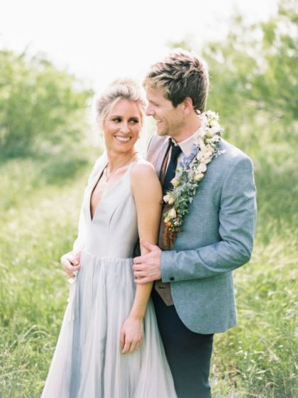 Desert-Chic Texas Wedding Inspiration from Maxwell & Gray
