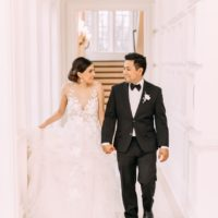 lavish mansion wedding inspiration at the olana