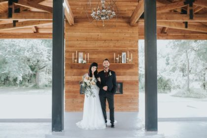 Alfresco Wedding Inspiration North Texas Wedding Photographer Lorena Burns Photography and Films North Texas Wedding Venue Morgan Creek Barn