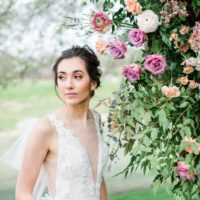 Whimsical Pastel Floral Inspiration from Kate McLeod Studio and Stonebridge Ranch