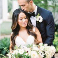 Marie Mai Weds Matthew Kovalski Organic Neutral North Texas Wedding
