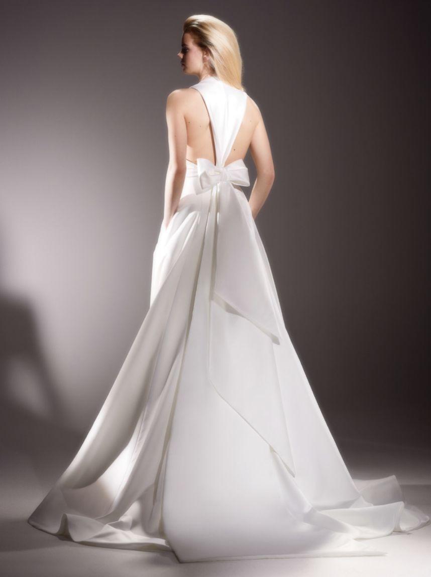 nyfw looks available at neiman marcus bridal salon