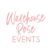 Warehouse Rose Events Rentals, Wedding Planner