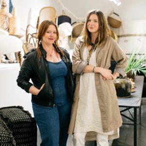 Headshot ANNA CRELIA & RHODA BRIMBERRY
