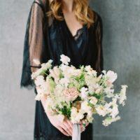 modern minimalist bridal looks lyons events