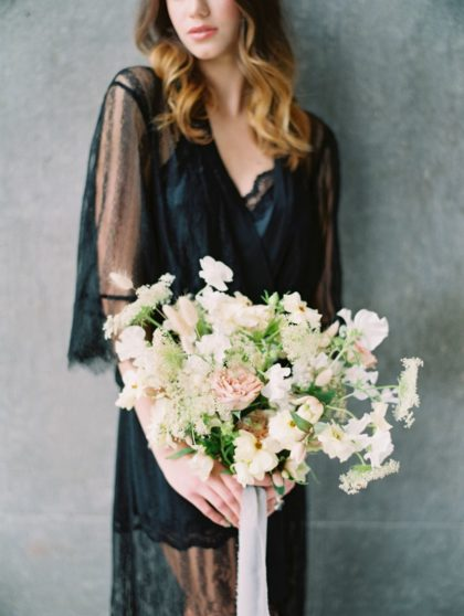 modern minimalist bridal looks lyons events