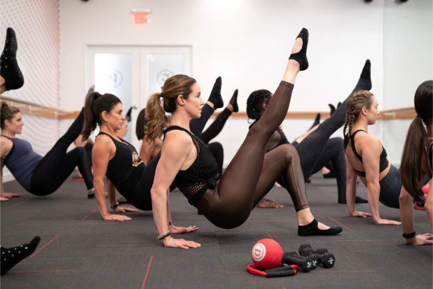 Ready to Get Fit and De-Stress from Wedding Planning? Pure Barre Coppell May Be For You