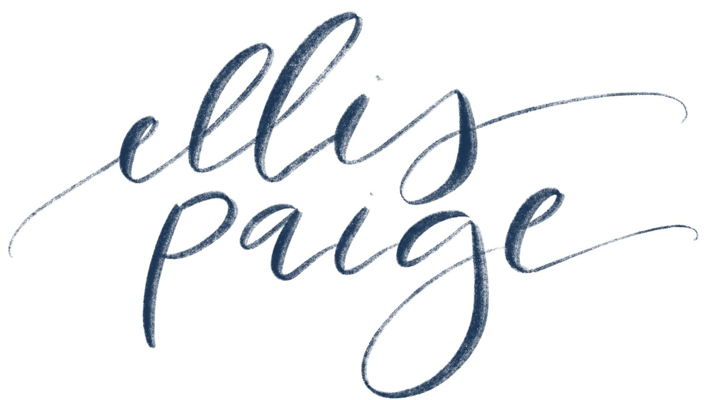 Ellis Paige Calligraphy & Design Calligraphy, Invitations