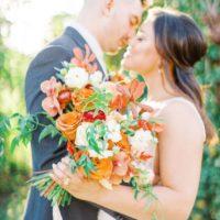 Fruity Wedding Inspo North Texas Wedding Hair Makeup Artist Baleigh Kerr Hair and Makeup