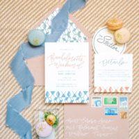 Bethany's Letter Shop invitation