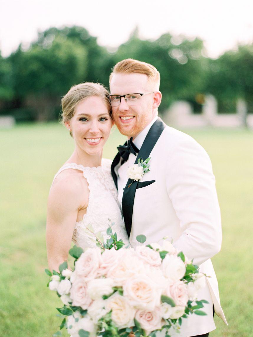 Traditional Dallas couple