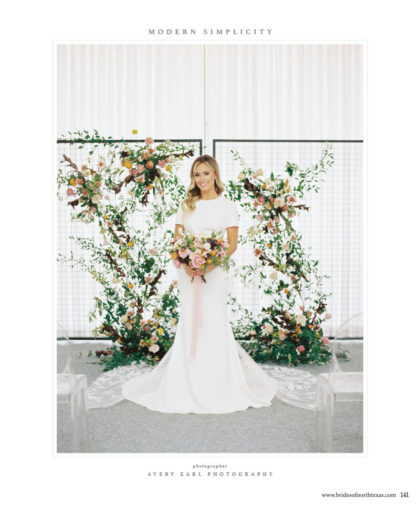 BridesofNorthTX_SS2020_InStyle_ModernSimplicity_Avery-Earl-Photography_001