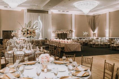 aristide mckinney elegant wedding