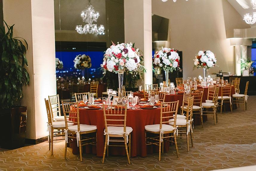la cima club wedding venue
