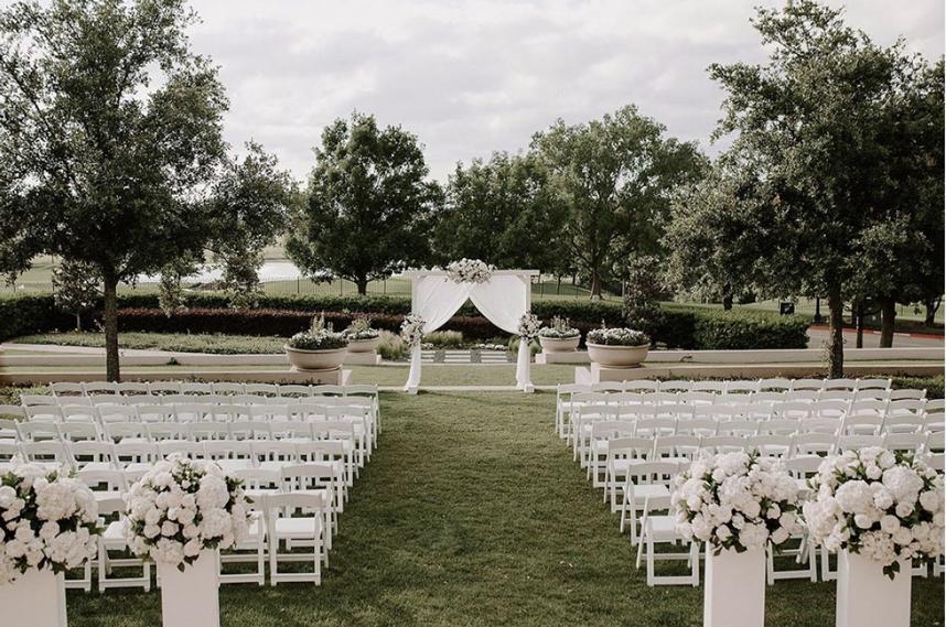 westin stonebriar wedding venue