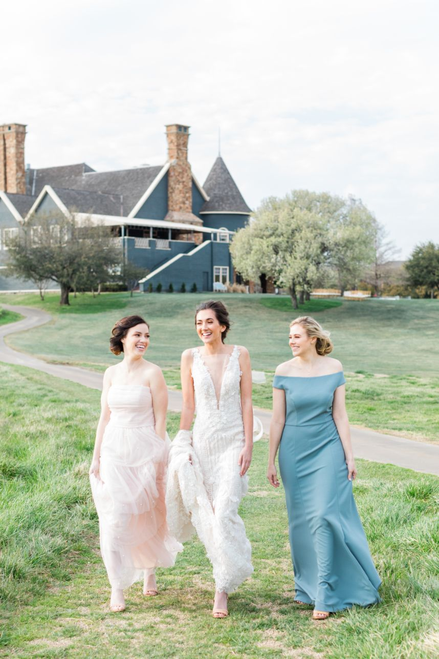 shopping local for your wedding gown