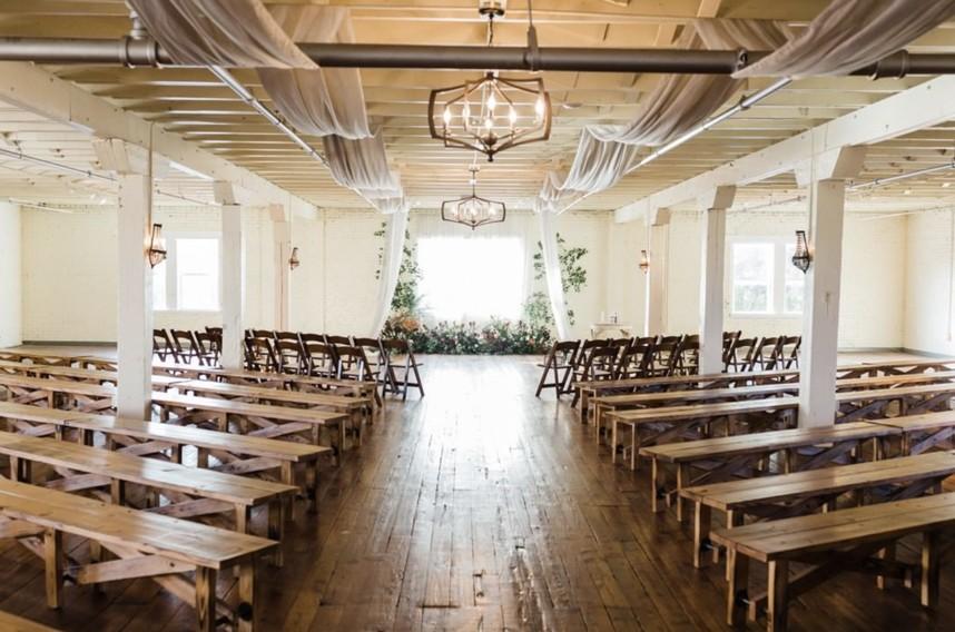 brik venue fort worth wedding venues
