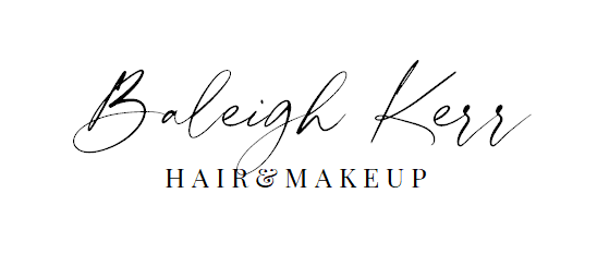 Baleigh Kerr Hair and Makeup Beauty