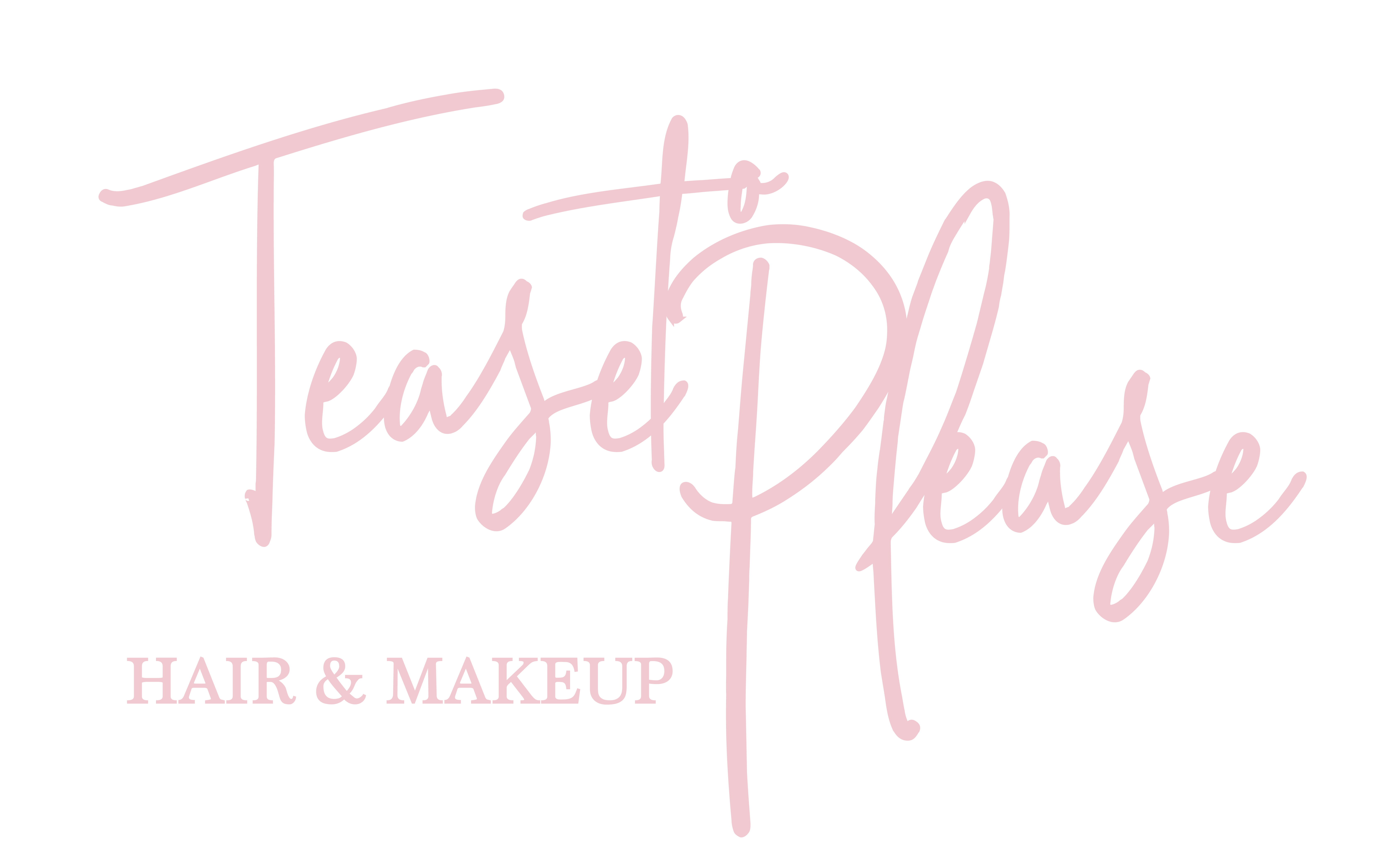 Tease to Please Hair and Makeup Beauty