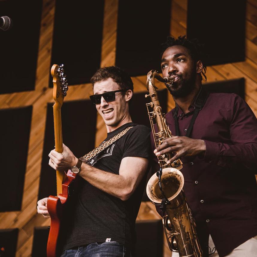 Marquis Pro wedding saxophone