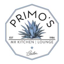 Primo's MX Kitchen | Lounge Rehearsal Dinner